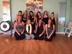 Sharon Kihara Workshop