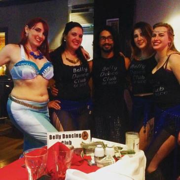 Belly Club at Cedars